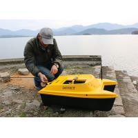 Buy cheap DEVC-303 yellow DEVICT fishing robot for bait boat , rc fishing boat from wholesalers