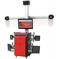 Best AOS-F8  3D Wheel Alignment Machine For Car  Variable-height camera support by electricity wholesale