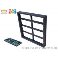 Best Fixed Programmable Led Display Front Service P10 Natural Heat Radiation System wholesale