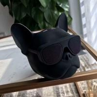 China Jarre Aero Bull Nano Bluetooth Wireless Pug Dog Speaker In Matt Black on sale