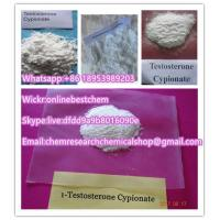 China Pharmaceutical Grade Testosterone Cypionate Raw Steroid Powders 99.8% Purity on sale