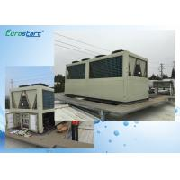 High Efficiency Air Water Heat Pump Energy Saving Heat Pump 130Kw To 790 Kw