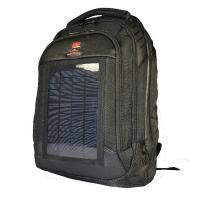 Best 3.5W Solar Charging Backpack , Camping Backpack With Solar Phone Charger wholesale