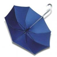 Best Straight Umbrella with Aluminum Crook Handle and Shaft wholesale