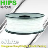 Best Industrial HIPS 3D Printer Filament 1.75 / 3.0mm Common 3D Printing Materials wholesale