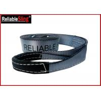 Buy cheap WLL From 3 ton-2 0ton Heavy Duty Webbing Straps High Strength 100% PES With 35mm - 100mm Width from wholesalers