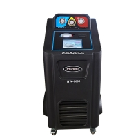 Best Large-screen LCD Dynamic Display Car Refrigerant Recovery Machine 15kg Cylinder Capacity Car AC Service Machine wholesale