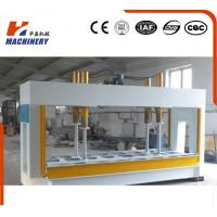 CE Certified Plywood Cold Press Equipment For Furniture Boards Sheets