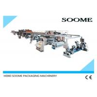 Best Automatic Corrugated Cardboard Production Line Corrugated Box Making Machine Fast Delivery wholesale