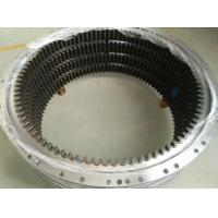 China fork lift hoist slewing bearing, slewing ring used for fork lift hoist, turntable bearing, swing bearing on sale
