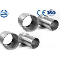 Best High Performance Threaded Pipe Flanges , Concrete Rubber Flexible Hose Flange wholesale