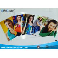Best 4R A1 A2 Inkjet Printing Cast Coated Photo Paper Glossy Anti Curling wholesale