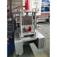 Best Metal Steel Downspout Pipe Roll Forming Machine Water Gutter Machine Automatic Control wholesale