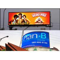 Best P5.95 SMD2727 Full Color Outdoor Advertising LED Display Fixed Installation LED Billboard wholesale