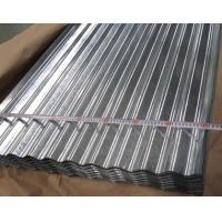 Best ASTM A792 Corrugated Metal Roofing Sheets , Galvanised Roofing Sheets Cold Rolled wholesale