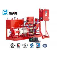 China NFPA20 Standard Diesel Engine Driven Fire Water Pump For Residential / Industrial on sale