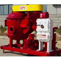 Buy cheap Oil and gas drilling vacuum degasser for drilling fluid purfication from wholesalers