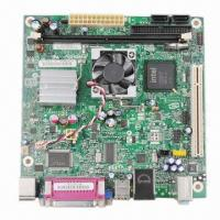 Best Intel Original Mini-ITX Motherboard with Processor Atom N330, for Thin Client wholesale