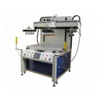 China SX -70120V Semi Auto Flat Screen Printing Machine For Wooden Sheet on sale