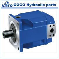 Quality Bosch Rexroth Hydraulic Axial Piston Variable Pump A4FO Series , Fixed pump For Uchida Rexroth wholesale