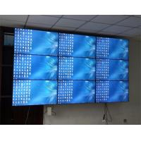 Best Indoor Remote Control Led Broadcast Video Wall , Narrow Bezel Video Wall 1920×1080 Resolution wholesale