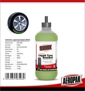 Best Non Toxic Car Tyre Puncture Repair SealantOrganic Polymer 350ml / 500ml wholesale