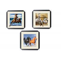 Best Office / Hotel Decoration Animal Picture 5d Lenticular Picture With Frame wholesale