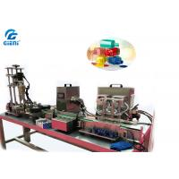 Best Peristaltic Pump Type Nail Polish Making Machine With Capping Air Source Driven wholesale