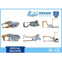 Buy cheap X Type / C Type Hanging Portable Spot Welding Machine , Mini Spot Welder from wholesalers