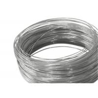 Best Low Carbon Hot Dipped Galvanized Wire For Spring Strong Corrosion Resistance wholesale