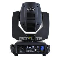 Best 230 Watt 7R Sharpy Beam Moving Head Light , Show Led Moving Head Lights wholesale