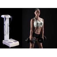 Best Multi- Frequency Body Composition Analyzer For Weight BMI / Fat Testing wholesale