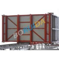 Best Double Cage Building Material and Passenger Hoist Elevators 150m Lifting Height wholesale