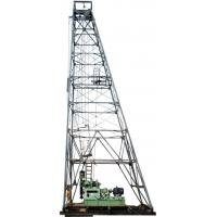 Best Hydraulic Drill Rig Parts Drillig Tower 18m 320KN For Geological Exploration wholesale