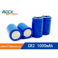 Best CR2 3.0V 1000mAh LiMnO2 Battery non-recharegable battery primary battery wholesale