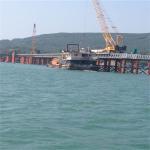 Best Steel Frame Bridge Deck Panels , Temporary Bridge Temporary Working Platform wholesale