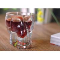 Best Clear 1 Ounce Tall Shot Glass / Plain Glass Shot Glasses For Drinking wholesale