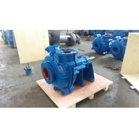 Best A05 Chrome Slurry Pump War-man 4 Inch Discharge Metal for Slurry and Gravel Painted in RAL5015 wholesale