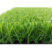 Best 8100 Dtex Natural Looking Artificial Grass / Artificial Grass For Home Lawns wholesale