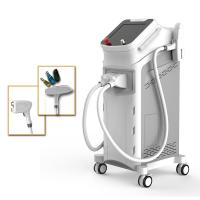 China Easy Install Yag Laser Hair Removal Machine , Multi Languages Professional Laser Machine on sale