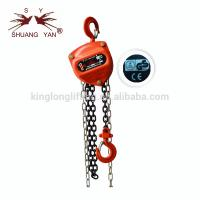 Best Elephant Manual Chain Block 0.75-30T Capacity For Building Construction wholesale