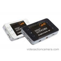 Buy cheap High Definition Dvr Vehicle Blackbox Dvr , Car Dvr Camera Recorder TF Memory Card from wholesalers