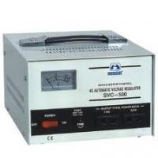 China 1.5kVA - 60kVA power automatic voltage regulator AVR SVC Stabilizer 70 - 130V and 160 - 250V on sale