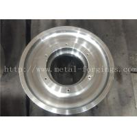 Best 4140 42CrMo4 Hot Rolled  Slewing Forged Steel Rings  Blank Proof Machined wholesale