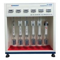 Best Insulating Adhesive Tape Retention Tester Normal Temperature  Holding power 6 Unit Tester wholesale