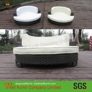 China Washable Cane  Dog  Bed , Lovely Rattan Dog Sleeping Bed on sale