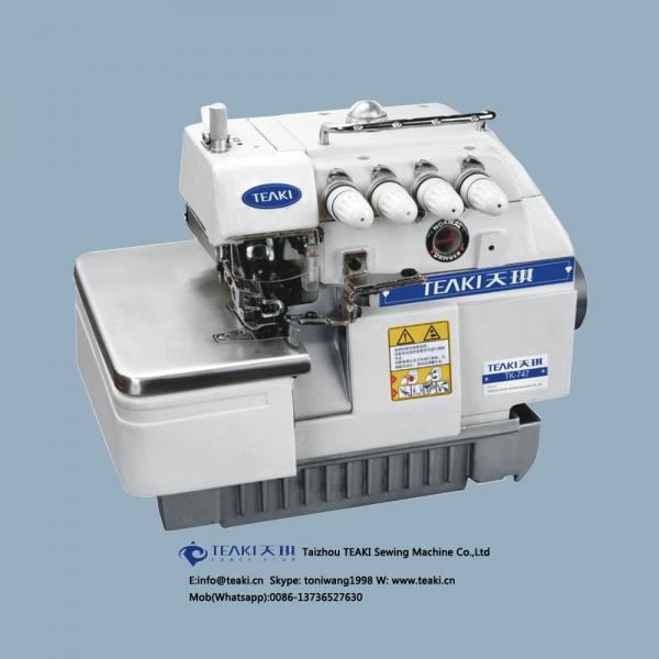 Cheap TK-747 super high-speed overlock sewing machine for sale
