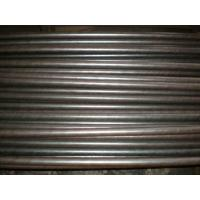 China High Pressure Heat Exchanger Tubes For Oil / Gas And Steam , Cold Drawn Steel Pipes on sale