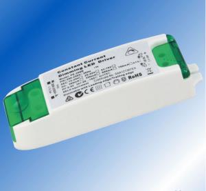Best 18W 200Ma Triac Dimmable Constant Voltage Led Driver 70V EN 61000-3-2 wholesale