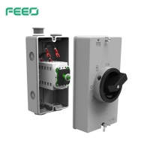 Best Waterproof FDIS-25 1500V DC Solar Isolator Switch wholesale